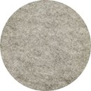 Hobbyvilt 1,5 mm - M004 grijs gemeleerd breedte 45 cm (24 cm)