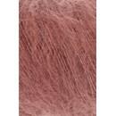 Lang Yarns Mohair luxe 698.0087 bruin oranje