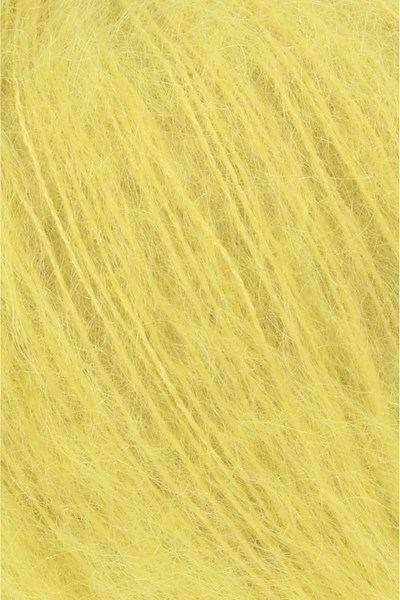 Lang Yarns Mohair luxe 698.0114 geel groen