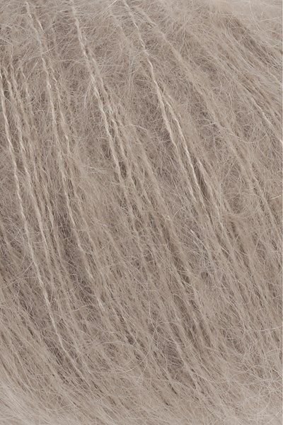 Lang Yarns Mohair luxe 698.0126 donker zand