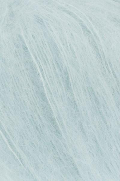 Lang Yarns Mohair luxe 698.0158 licht blauw
