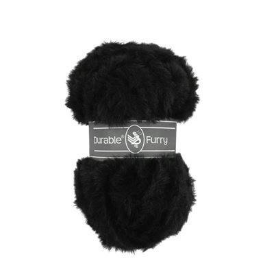 Durable Furry 0325 Black