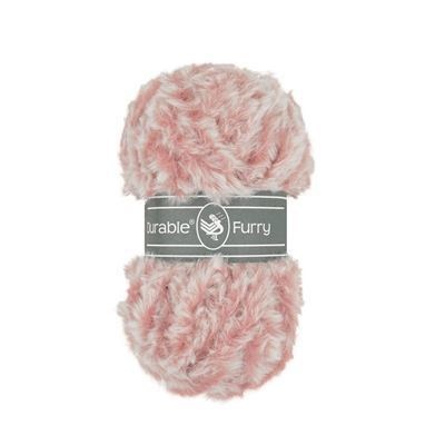 Durable Furry 0225 Vintage pink