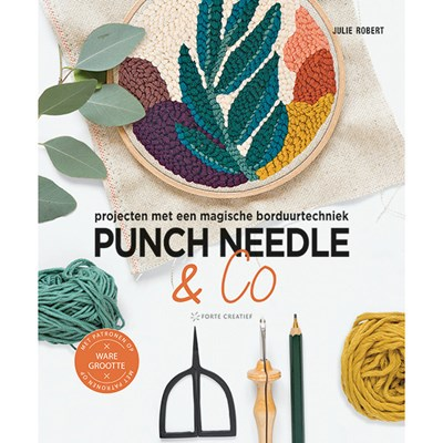 Punch needle en Co