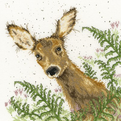 Borduurpakket dieren - Doe A Deer