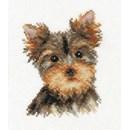 Borduurpakket hond - Yorkshire terrier al-01-029