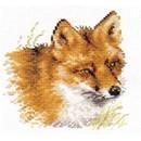 Borduurpakket dieren - Fox 1-28