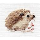 Borduurpakket dieren - Hedgehog 0-171