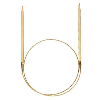 Addi Rondbreinaald bamboe 40 cm - nr 3