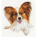 Borduurpakket hond - Charlie