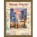 Borduurpakket landen - New York
