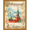Borduurpakket landen - Moscow