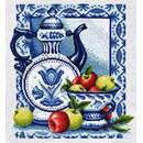 Borduurpakket Ripe apples