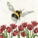 Borduurpakket dieren - Flight of the bumblebee