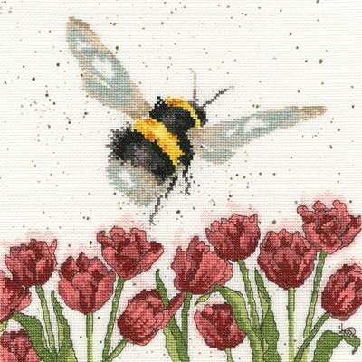 Borduurpakket dieren - Flight of the bumblebee