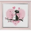 Borduurpakket dieren - it is love