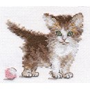 Borduurpakket dieren - Little Kitty 0-169