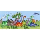 Borduurpakket dieren - dinosauri fun - BTXJR22