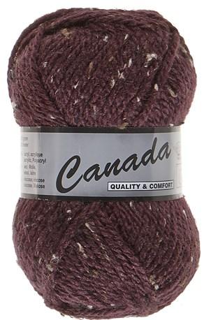 Lammy Yarns Canada tweed 445 bruin