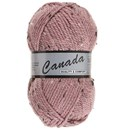 Lammy Yarns Canada tweed 485 oud roze