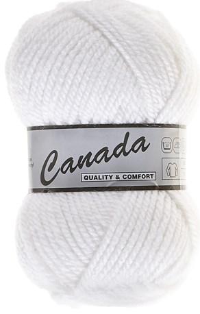 Lammy Yarns Canada 005 wit