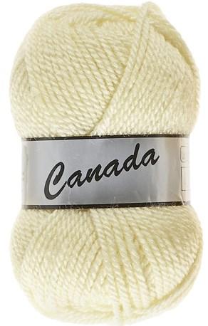 Lammy Yarns Canada 510 zacht geel