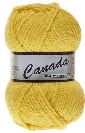 Lammy Yarns Canada 372 geel
