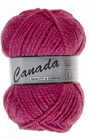 Lammy Yarns Canada 014 framboos