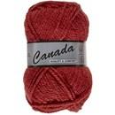 Lammy Yarns Canada 092 donker rood