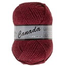Lammy Yarns Canada 018 donker rood (levertermijn eind maart)