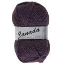 Lammy Yarns Canada 084 donker paars