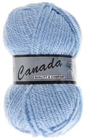 Lammy Yarns Canada 011 baby blauw