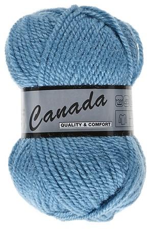 Lammy Yarns Canada 457 oud blauw