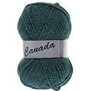 Lammy Yarns Canada 072 smaragd groen