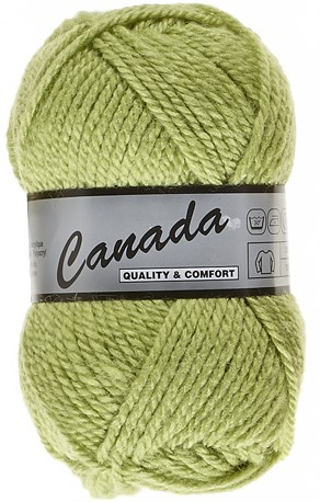 Lammy Yarns Canada 277 linde groen