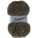 Lammy Yarns Canada tweed 310 bruin