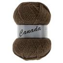 Lammy Yarns Canada 049 oud bruin