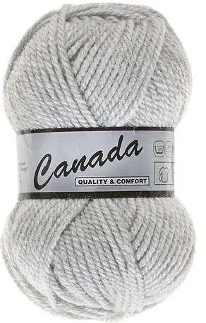 Lammy Yarns Canada 003 licht grijs