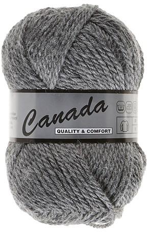 Lammy Yarns Canada 038 grijs