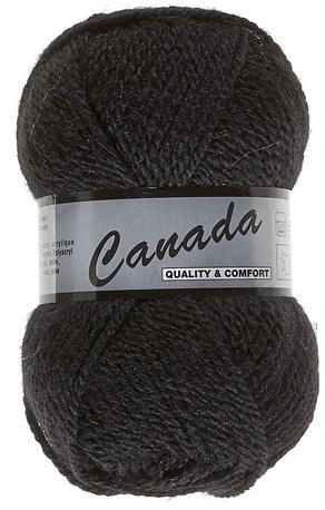 Lammy Yarns Canada 001 zwart