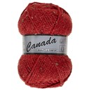 Lammy Yarns Canada tweed 435 oranje rood