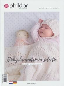 Phildar nr 174 herfst winter 2018-2019 45 baby breipatronen selectie