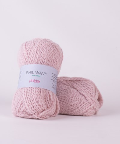 Phildar Phil Wavy Rose the