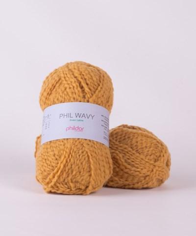 Phildar Phil Wavy Gold