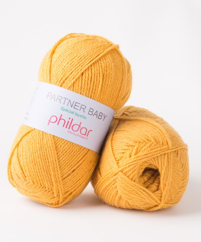 Phildar Partner Baby Gold levertermijn midden nov