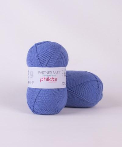 Phildar Partner Baby Bleuet