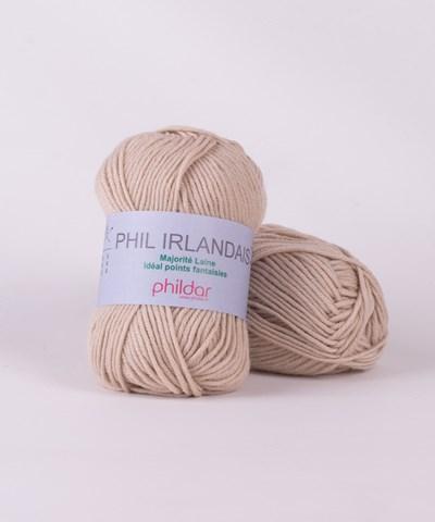 Phildar Phil Irlandais Sable