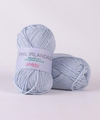 Phildar Phil Irlandais Ciel op=op