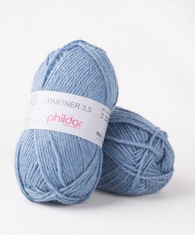 Phildar Phil Partner 3,5 Jeans Chine