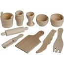 Keukengerei hout (assortiment